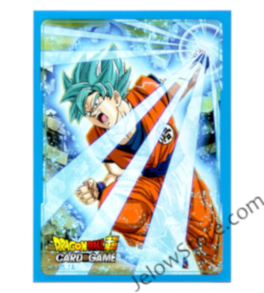 Sleeve DBZ - Goku Blue x65