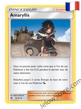 AMARYLLIS 64/70 FR [SL7.5 MAJESTE DES DRAGONS]