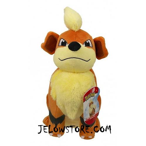peluche pokemon officielle caninos