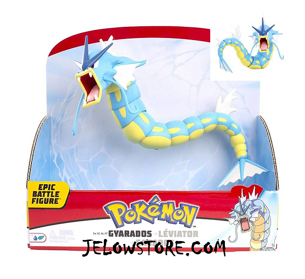 figurine pokemon leviator
