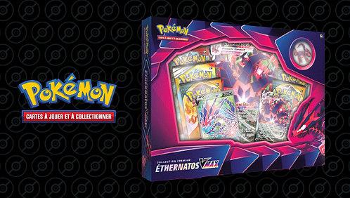 Coffret Pokémon Collection Premium avec Pin's [ETHERNATOS VMAX] FR