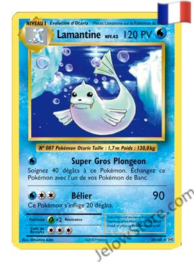 LAMANTINE 29/108FR [XY12 EVOLUTIONS]