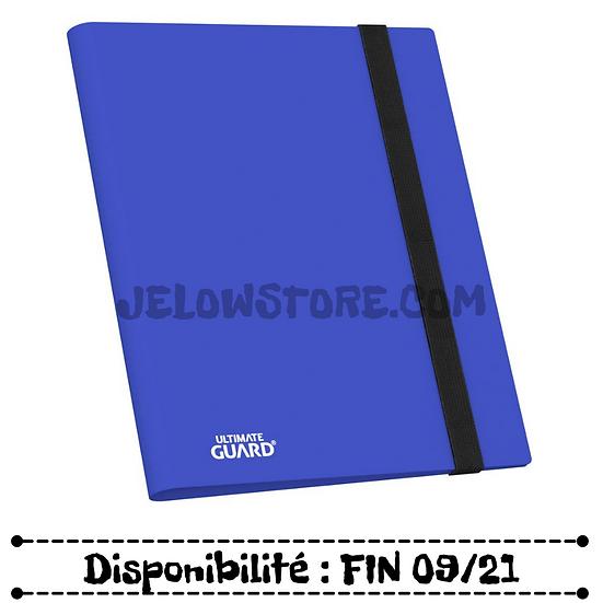 Portfolio A4 / 9 cases [Ultimate Guard] - FlexXfolio - Bleu