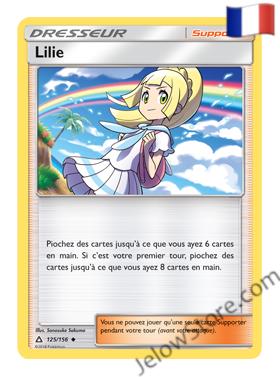 LILIE 125/156 FR [SL5 ULTRA PRISME]