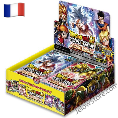 Dragon Ball Super - Booster Série 04