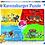 Ravensburger Puzzle Pokémon - Types 150 pièces