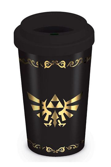 Mug de Voyage The Legend Of Zelda Triforce