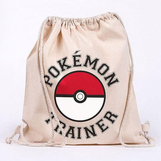 Sac en toile Pokémon - Trainer