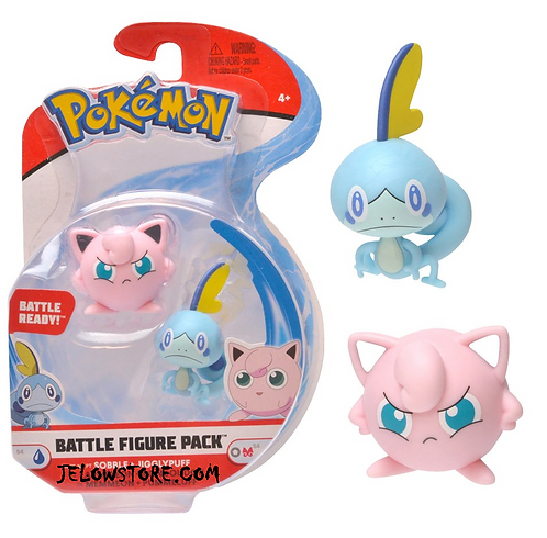 figurine pokemon rondoudou