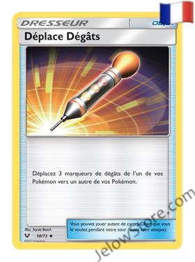 DEPLACE DEGATS 58/73 FR [SL3.5 LEGENDES BRILLANTES]