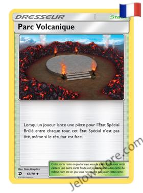 PARC VOLCANIQUE 63/70 FR [SL7.5 MAJESTE DES DRAGONS]