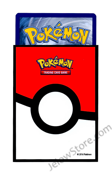 Sleeve Pokémon - Pokéball X1