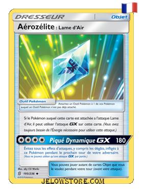 AEROZELITE: LAME D'AIR 195/236 FR SL11 HARMONIE DES ESPRITS