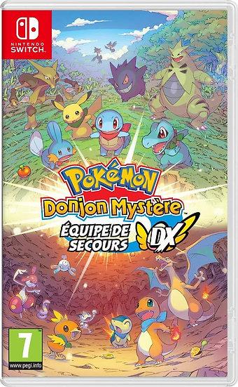Nintendo Switch Pokémon Mystery Dungeon: Rescue Team DX FR
