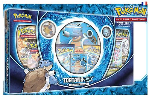 Coffret Pokémon Tortank-GX Fr