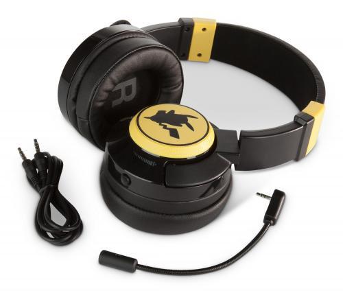 Gaming Headset Pokémon - Pikachu Silouette