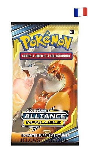 Acheter Booster Pokémon SL10 Alliance Infaillible FR