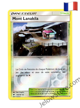 MONT LANAKILA REVERSE 118/147 FR SL3 OMBRES ARDENTES