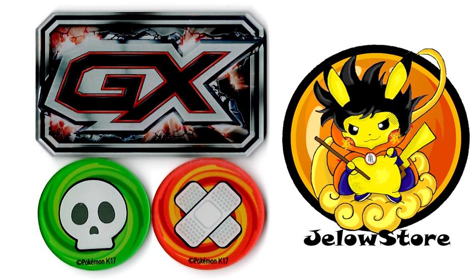 Marqueurs de jeu Pokémon