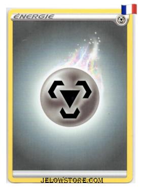 carte pokemon 2020 energie metal