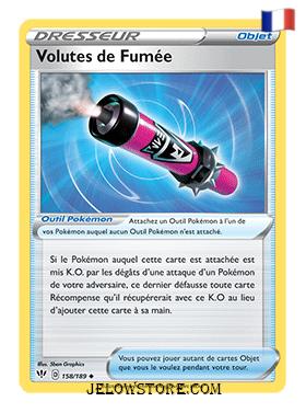 VOLUTES DE FUMEE 158/189 FR [EB03 TENEBRES EMBRASEES]