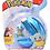 figurine pokemon pokeball clip n go carapuce