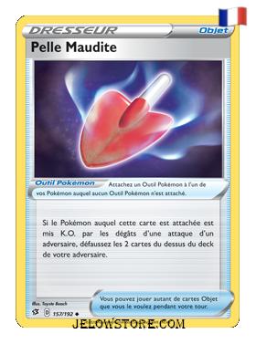 PELLE MAUDITE 157/192 FR [EB02 CLASH DES REBELLES]