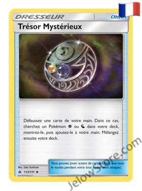 TRESOR MYSTERIEUX 113/131 FR [SL6 LUMIERES INTERDITES]