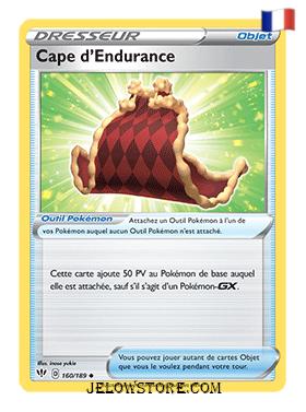 CAPE D'ENDURANCE 160/189 FR [EB03 TENEBRES EMBRASEES]