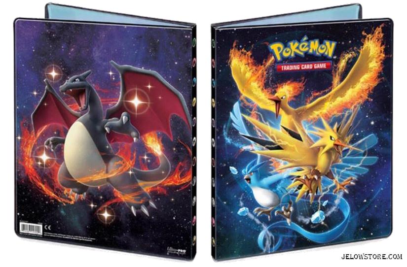 Portfolio Pokémon A4 / 9 pochettes - SL11.5 Destinées Occultes