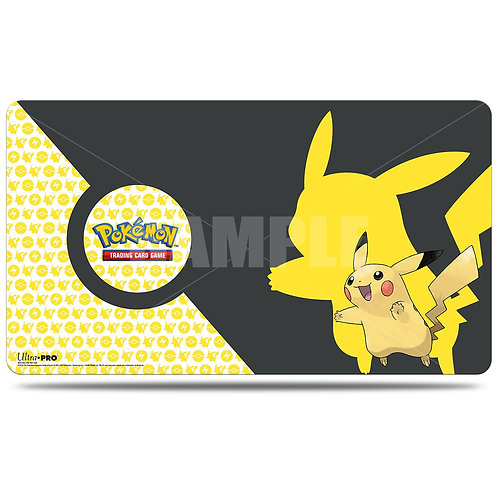 Tapis de jeu Pokémon Pikachu