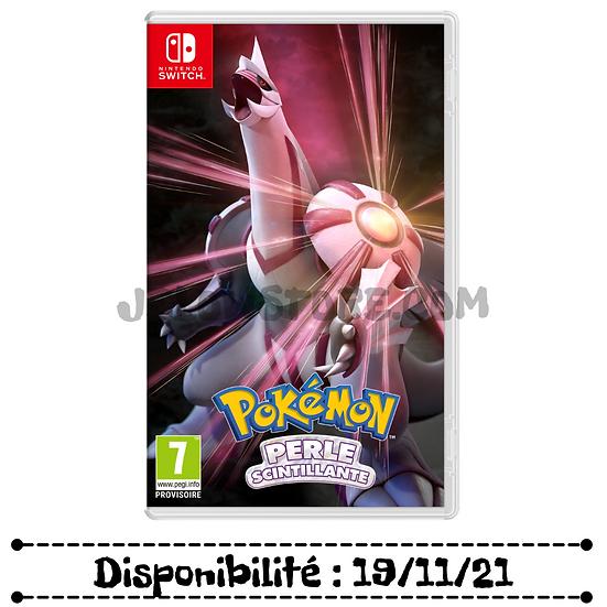 Nintendo Switch Pokémon - Perle Scintillante FR