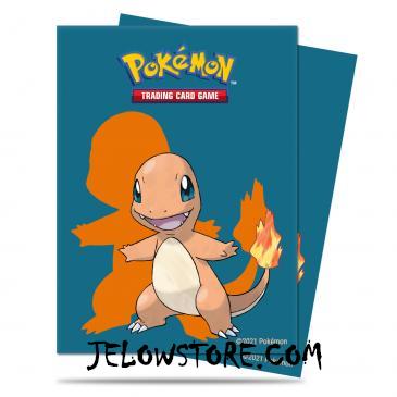 Protèges-cartes Pokémon [Ultra PRO] - Salamèche x65