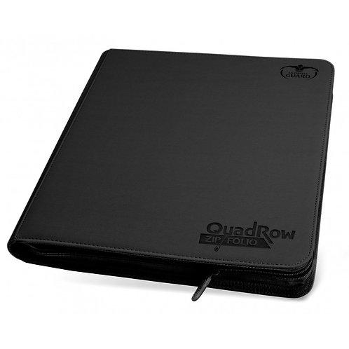 QuadRow Zipfolio noir