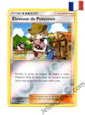 ELEVEUSE DE POKEMON REVERSE 63/73 FR [SL3.5 LEGENDES BRILLANTES]