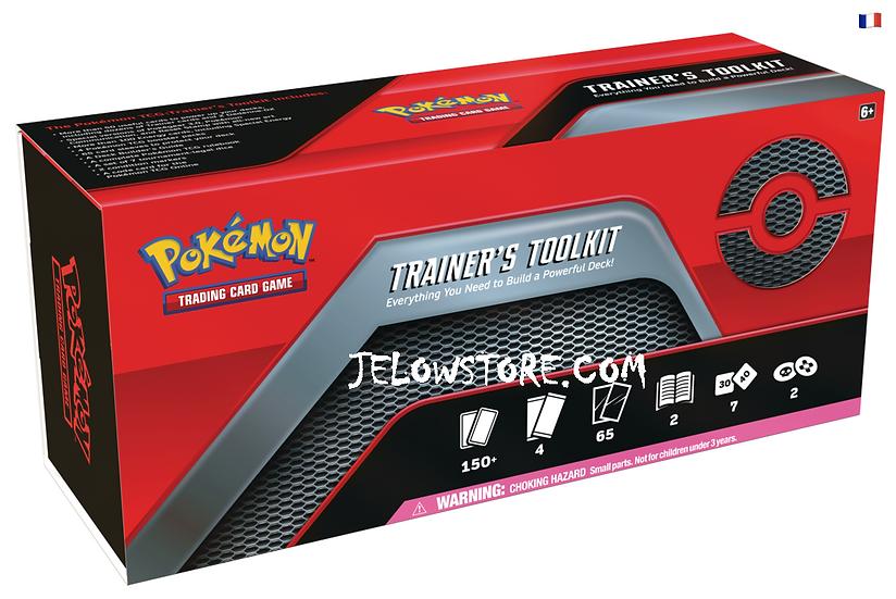 trainer's toolkit pokémon fr
