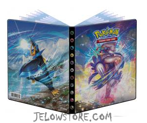 Portfolio Pokémon A5 / 4 pochettes [EB05 - Styles de Combat]