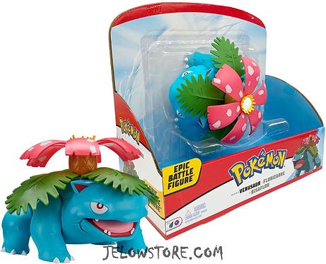 Pokémon [Epic Battle Figure 30cm]: Florizarre