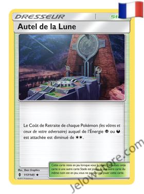 AUTEL DE LA LUNE 117/145 FR [SL2 GARDIENS ASCENDANTS]