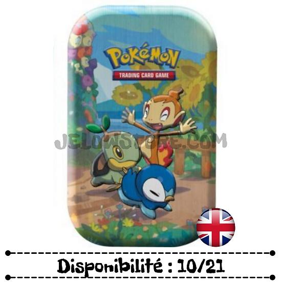 Pokémon TCG: Celebrations Mini Tins - Turtwig / Chimchar / Piplup [AN]