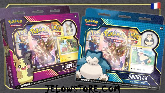 coffret pokemon collection avec pin's fr