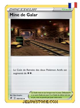 MINE DE GALAR 160/192 FR [EB02 CLASH DES REBELLES]