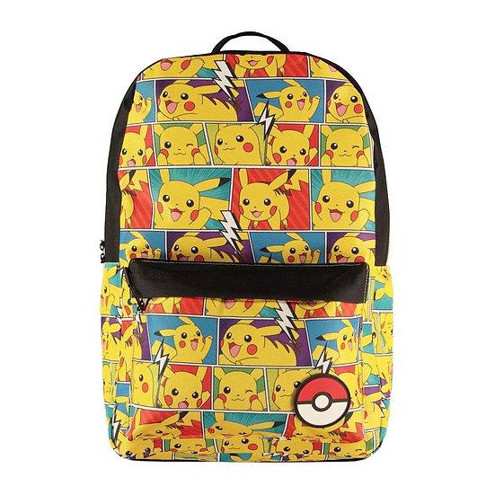 Sac à Dos Pokémon - Pikachu Basic [Difuzed]