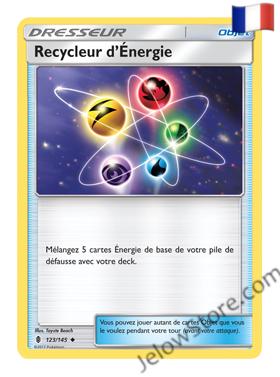 RECYCLEUR D'ENERGIE 123/145 FR [SL2 GARDIENS ASCENDANTS]