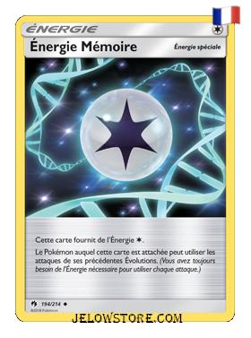 ENERGIE MEMOIRE 194/214 FR [SL8 TONNERRE PERDU]