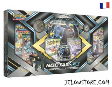 coffret pokemon noctali-GX
