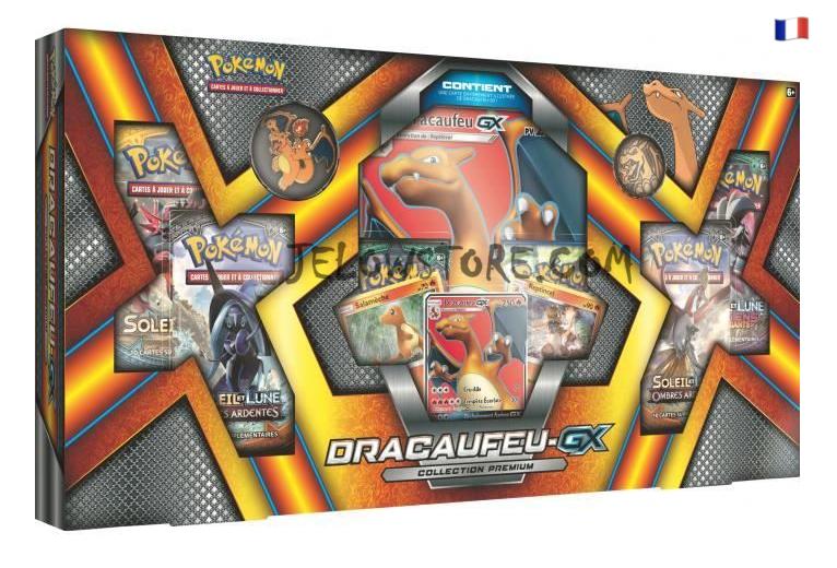 Coffret Collection Premium [DRACAUFEU-GX] FR