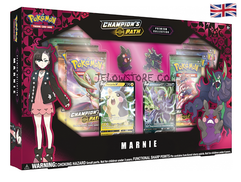 Box Super Premium - Marnie Collection [SWSH 3.5 CHAMPION'S PATH] AN