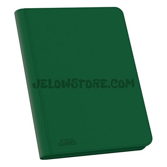 Portfolio A4 / 9 cases [Ultimate Guard] - Zipfolio 360 - Vert