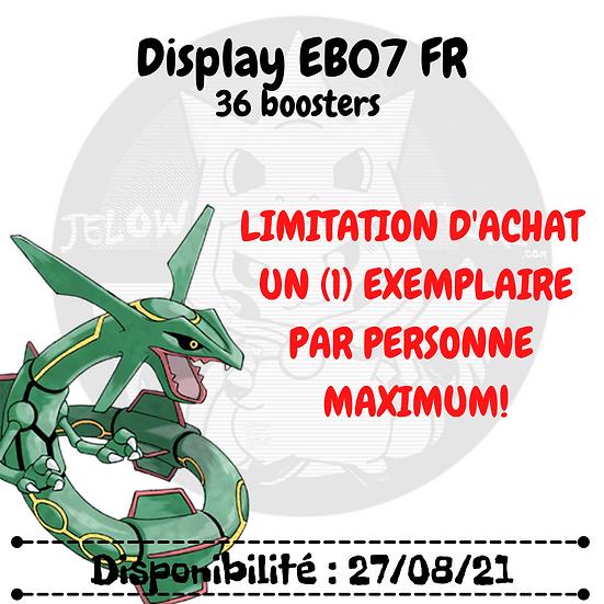 Display EB07 - 36x boosters [FR]